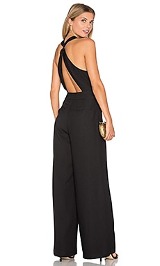 Frazer Jumpsuit in Black