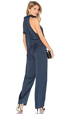 Cyrus Jumpsuit in Charcoal