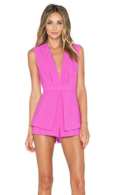 Next In Line To Take A Bow Playsuit