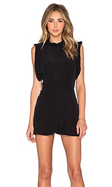 Finders Keepers Evolution Romper in Black