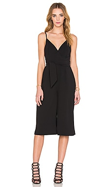 Finders Keepers Blow Your Mind Jumpsuit in Black