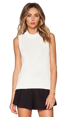 Finders Keepers Make your Mark Knit in White