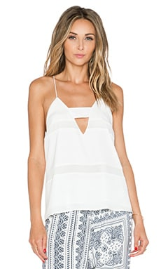 Finders Keepers Midnight Top in White