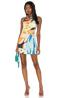 Antonio Lopez Archive Slip Dress FIORUCCI $230