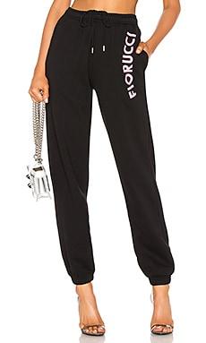 Купить Спортивные брюки equipe - FIORUCCI черного цвета