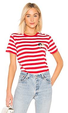 ICONIC STRIPES Tシャツ FIORUCCI $110