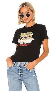 ANDREA FRUIT ANGEL Tシャツ FIORUCCI $120