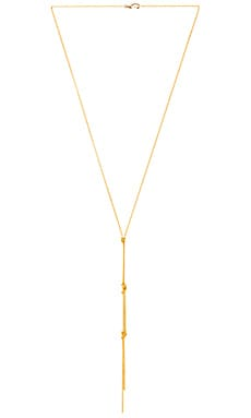 Five and Two Beth Necklace in Gold