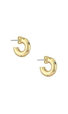 Arya Earrings Five and Two $60