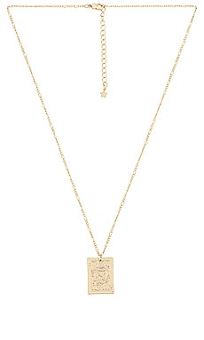 Vita Gold Plated Necklace Five and Two $30