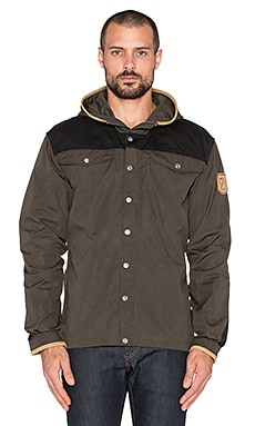 Fjallraven Greenland No. 1 Special Edition Jacket in Mountain Grey & Black