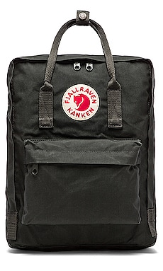 Fjallraven Kanken in Forest Green