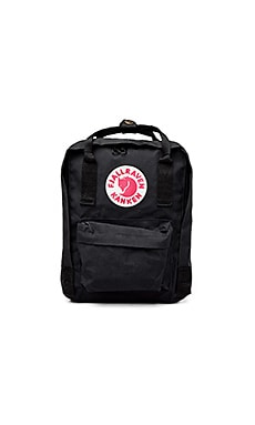Fjallraven Kanken Mini in Black