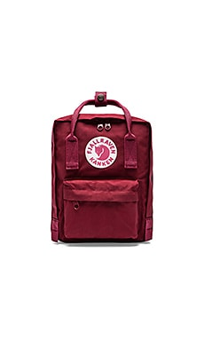 Kanken Mini en Ox Red