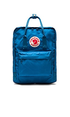 Fjallraven Kanken in Lake Blue
