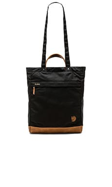 Fjallraven Totepack No.2 in Black