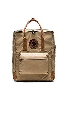 Fjallraven Kanken No. 2 in Sand