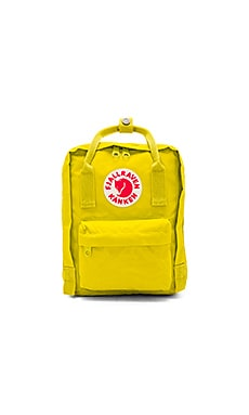 Fjallraven Kanken Mini in Birch Green