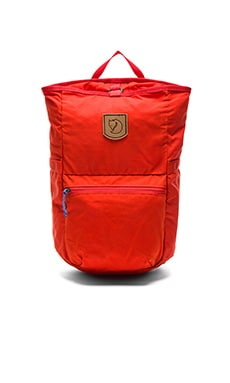 Fjallraven High Coast 18L in Flame Orange