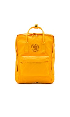 Re-Kanken em Sunflower Yellow