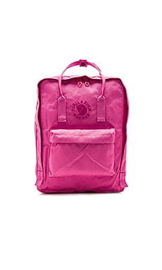 Fjallraven Re-Kanken in Pink Rose
