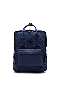 Fjallraven Re-Kanken in Midnight Blue