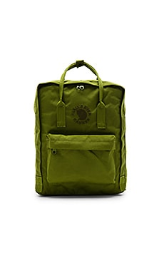 Fjallraven Re-Kanken in Spring Green