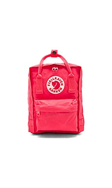 Fjallraven Kanken Mini in Peach Pink