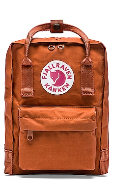 Fjallraven Kanken Mini in Brick