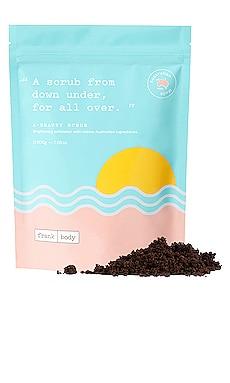 A-Beauty Coffee Scrub frank body $19