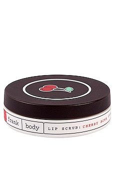 Cherry Bomb Lip Scrub frank body $15