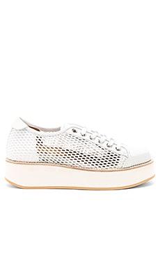 Tatum Sneaker en Blanc Mesh