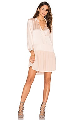 Flannel Australia Nefertiti Dress in Blush