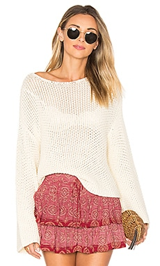 Cleveland Sweater in Cream