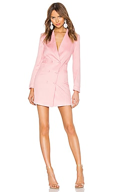 Double Breasted Blazer Dress fleur du mal $595