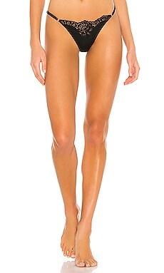 James Lace Cheeky Underwear fleur du mal $95