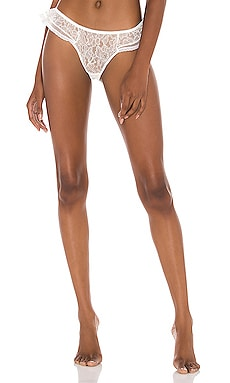 Lace Cheeky Underwear fleur du mal $78