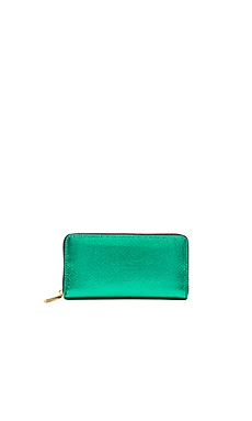 FLYNN Crawford Wallet in Emerald