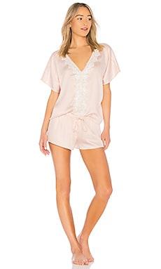 Mira Pajama Set Flora Nikrooz $98