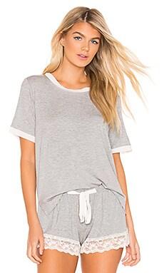 Snuggle T Shirt Flora Nikrooz $42