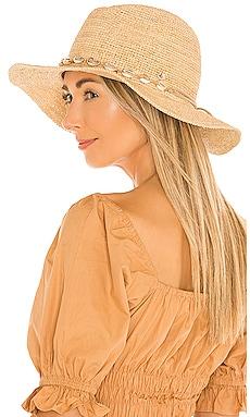 LYDIA 모자 florabella $105