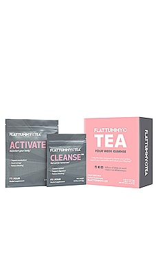 Four Week Cleanse Flat Tummy Tea $49