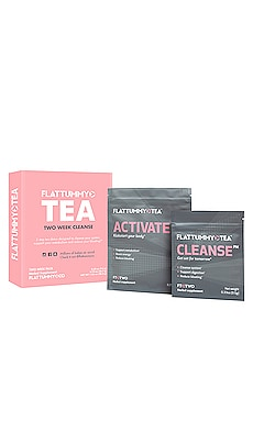 LIMPIEZA DE TÉ TWO WEEK Flat Tummy Tea $36