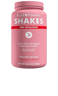 Four Week Shake Flat Tummy Tea $89 NOVEDADES