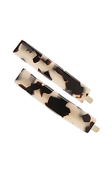 Mod Bobby Pin Pair France Luxe $20 BEST SELLER