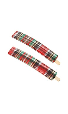 Mod Bobby Pin Pair France Luxe $20