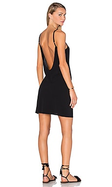 Sequoia Mini Dress in Black