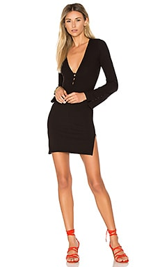 x REVOLVE Dreya Dress in Black