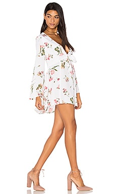 London Mini Dress in Day Bloom