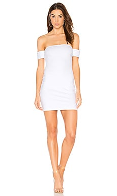 Roxy Dress in White